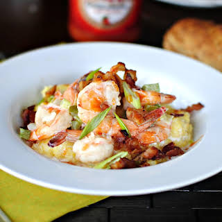 Low-country Shrimp and Grits.