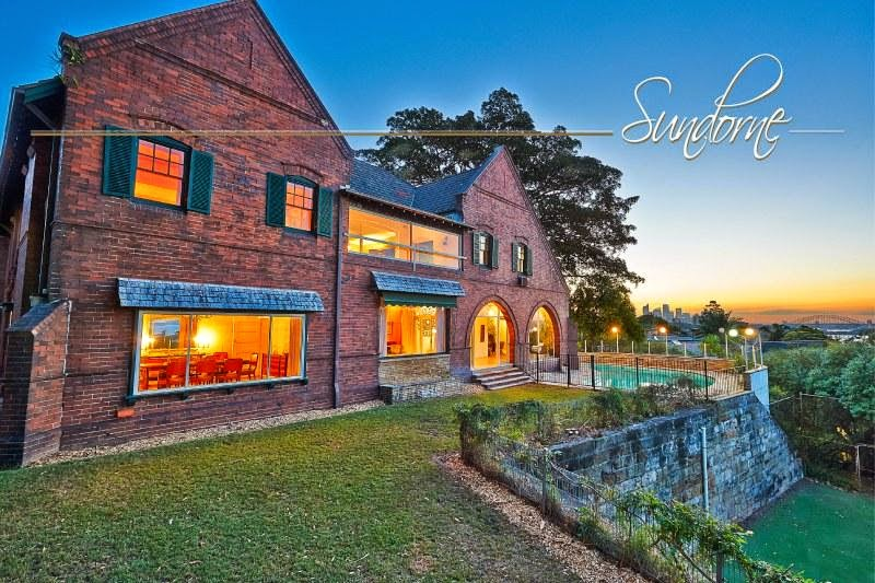 Sundorne, 23 Victoria Road, Bellevue Hill NSW