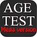 Age test – mega version icon