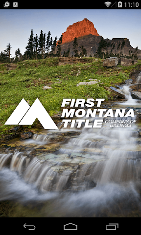 android First Montana Title Screenshot 0