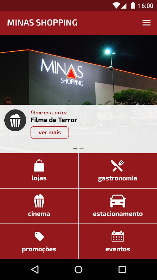 Meu Minas- screenshot