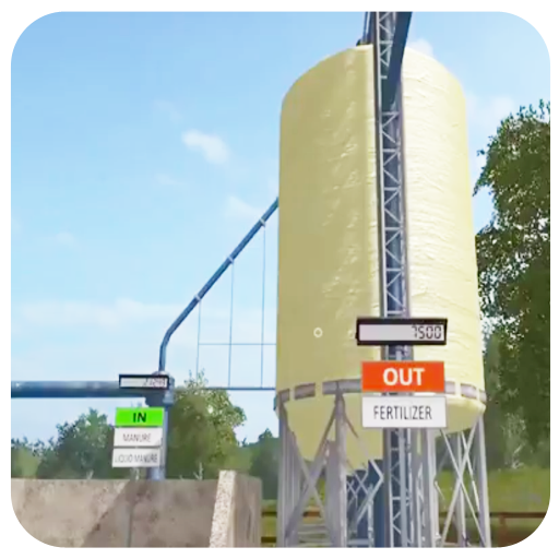Making Fertiliser Farming Simulator