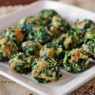 Spinach Balls.