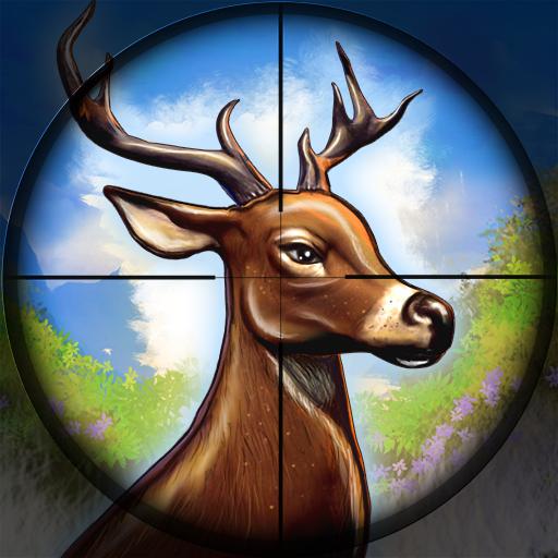 Deer Hunting Animals Sniper Safari Hunter