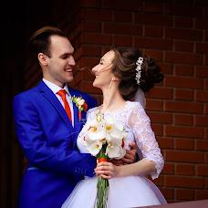 Wedding photographer Anastasiya Batina (nastenzya). Photo of 27.07.2017