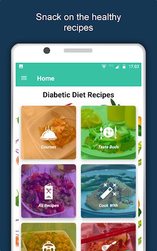 Foto do Diabetic Diet Recipes : Control Diabetes & Sugar