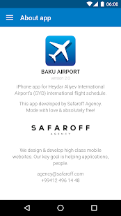 Baku Airport- screenshot thumbnail
