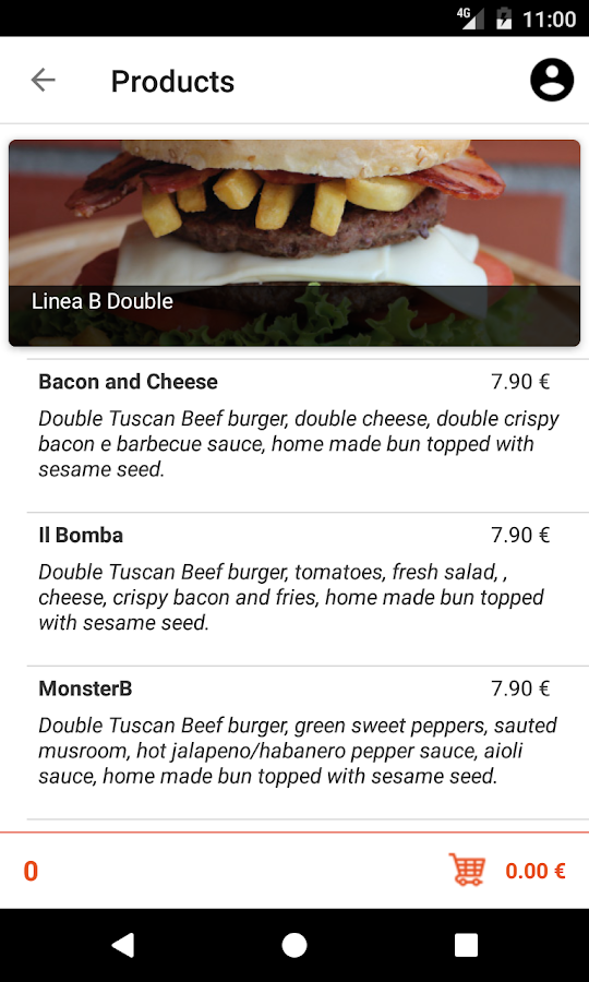 Il Panino Tondo- screenshot