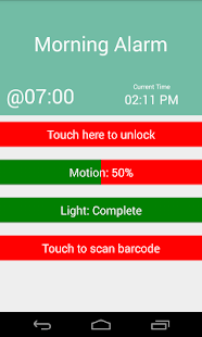 Eject Alarm Clock- screenshot thumbnail