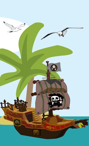 Pirate Games for Kids Free screenshots 4