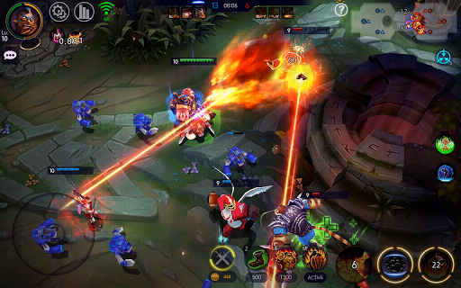 Iron League - Real-time Arena Teamfight  screenshots EasyGameCheats.pro 5