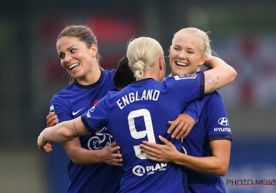 Ligue des Champions féminine: une démonstration de Chelsea