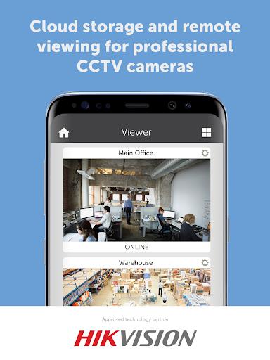 CCTV Connect 7.6.0 a(552) screenshots 1