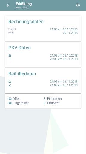 KuBA Privatrechnungsassistent screenshot 6