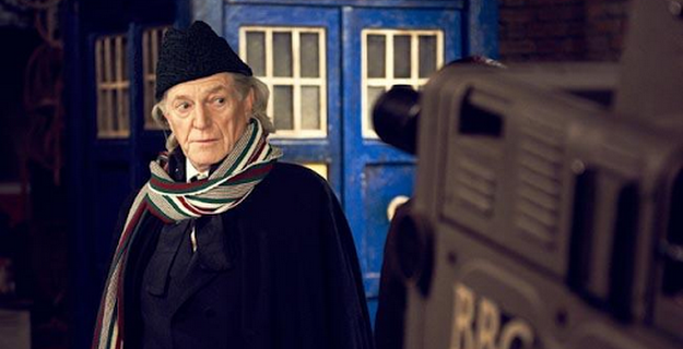 David Bradley set for Doctor Who return