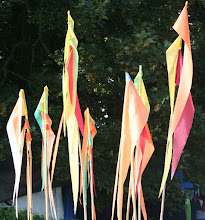 Photo: Festival flags
