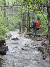 Photo: Welcome to the Tuscarora Trail! haha