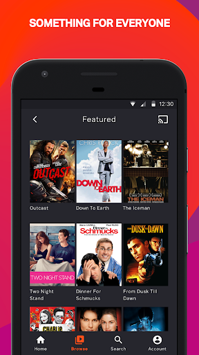 Tubi - Free Movies & TV Shows 4.4.1 Screenshots 3