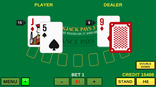 Video Blackjack 21 1.0.1 Mod screenshots 3