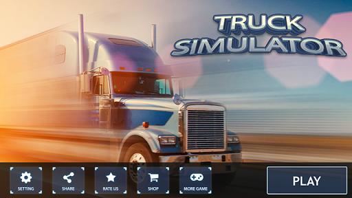 Realistic Truck Simulator - New City 1.0 screenshots 1