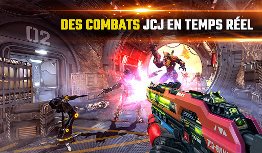 SHADOWGUN LEGENDS - FPS PvP and Coop Shooting Game  code Triche 2