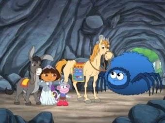 Dora rettet Don Quijote