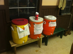 Photo: Water coolers 10 gallon