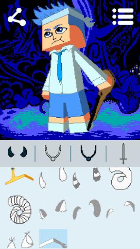 Avatar Maker: Cube Games 3.3.3 screenshots 12