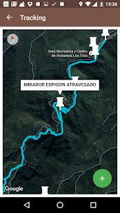 Rutas GPX La Palma - náhled