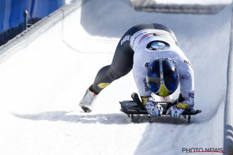 Goede start voor Kim Meylemans in Wereldbeker skeleton: zesde plaats in tweede manche