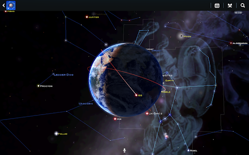 Star Chart Screenshot