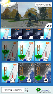 Weather Frog- screenshot thumbnail
