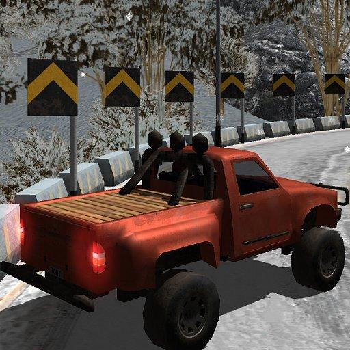 Pickup Driving - Realistic Car Driving Simulator