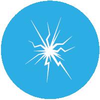 Icon: Steinschlag