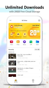 UC Browser MOD Apk Latest  Download (Ad-Free Unlocked) 2