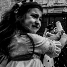 Wedding photographer Johnny García (johnnygarcia). Photo of 12.09.2017
