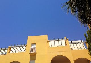 Photo: More blue sky