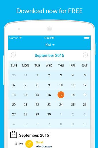 免費下載遊戲APP|Clever Baby - Free Log & Track app開箱文|APP開箱王