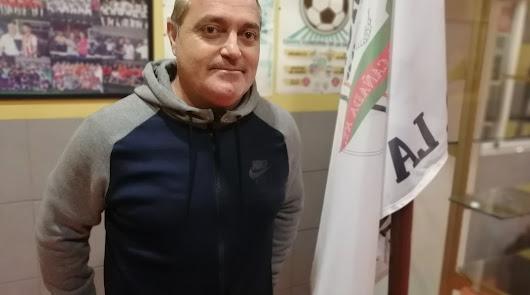 David Cartagena: primero educador, luego entrenador