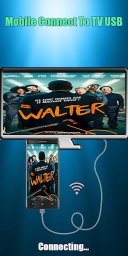 Connector Tv ( usb-otg-hdmi-mhl-connect phone ) screenshot 7