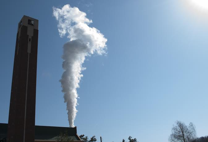 White Smoke Ascends From Bell Tower as New Chancellor is Announced