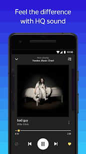 Yandex Music Mod Apk 2020.10.1 Latest (Full Unlocked) 5