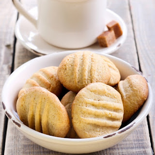 Peanut Butter Caramel Cookies.