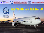 Most Trustful Air Ambulance Service in Delhi with Well-Technology Tools