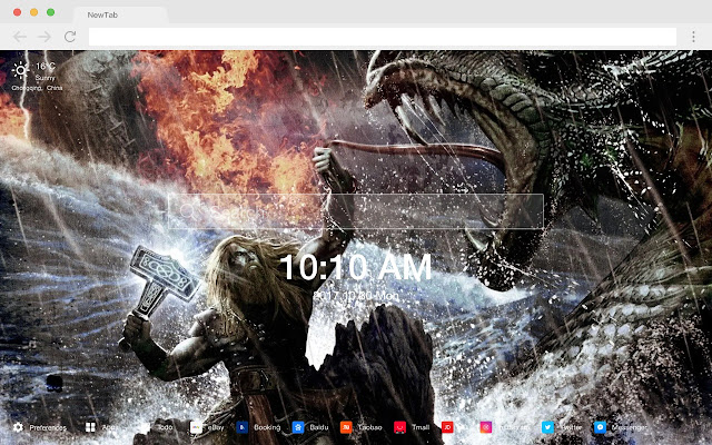 Band New Tab Page HD Wallpapers Themes