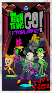 Teen Titans GO Figure! 8