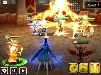 Summoners War APK screenshot thumbnail 8