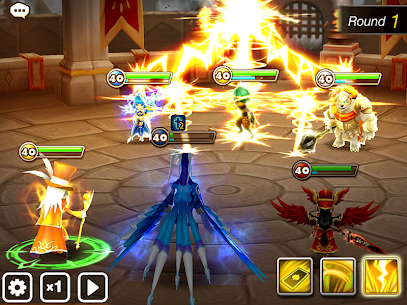 Summoners War 3.5.9 (High Attack) MOD Apk 8