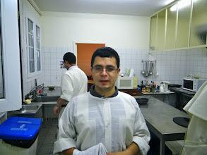 Photo: V kuchyni se během pětidenního pobytu vytřídalo mnoho bratří. Došlo i na český večer s cibulačkou, smažákem a pivem.