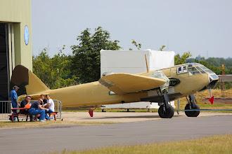 Photo: Tady se rodí nové éro: Bristol Blenheim Mk.I, zatím bez motorů.
